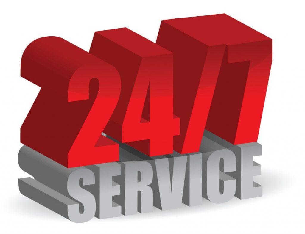 24/7 Services