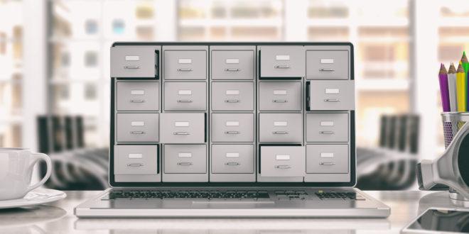 Digitalization of Court Document
