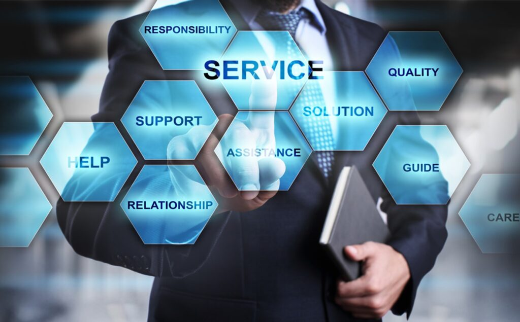 Litigation support services is providing series of services