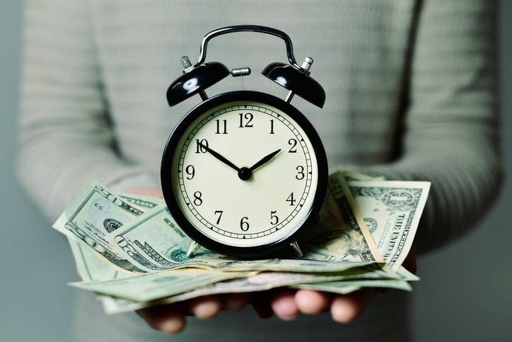 Time Tracking for payment